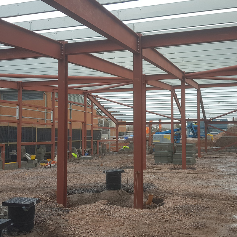 devon fabrication structures fabrications steel building construction 3